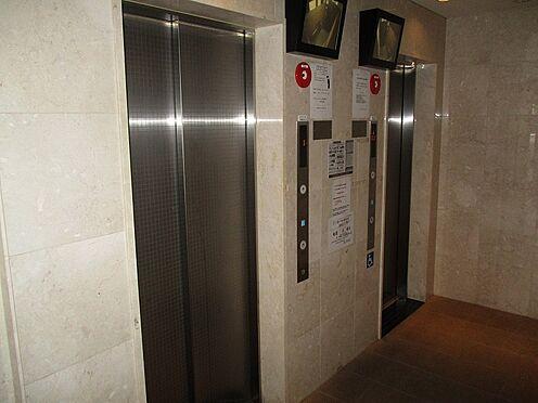 中古マンション-大阪市東成区中道2丁目 エレベーター