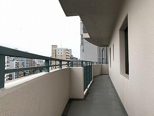 中古マンション-神戸市中央区花隈町 バルコニー