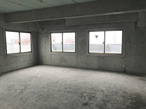ビル(建物全部)-鹿児島市堀江町 6階室内(スケルトン)