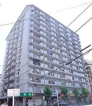 マンション(建物一部)-墨田区江東橋4丁目 1階は飲食店を含む多数の店舗が入居し商店街を構成。