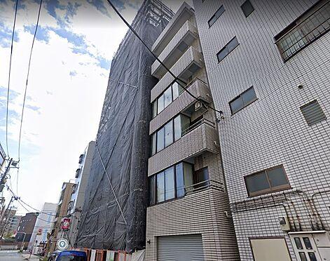 事務所(建物全部)-江東区深川1丁目 北東側11m公道面