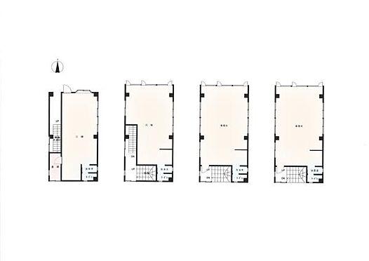 ビル(建物全部)-ふじみ野市上福岡1丁目 間取り:満室時想定利回り7.78%です。
