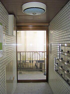 マンション(建物一部)-大田区東矢口1丁目 エントランスです。