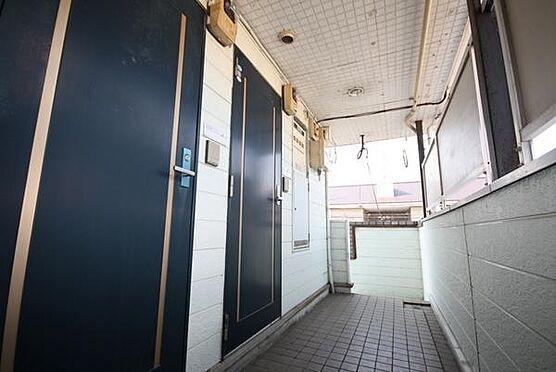 アパート-春日部市栄町3丁目 共用廊下