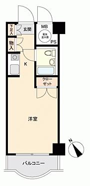 マンション(建物一部)-松戸市西馬橋幸町 間取り