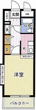 区分マンション-横浜市港北区綱島東3丁目 ユースピア綱島・収益不動産