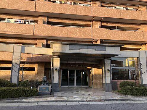 区分マンション-名古屋市西区南堀越1丁目 セキュリティ面も安心のオートロック付き