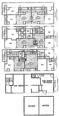 マンション(建物全部)-横浜市西区中央1丁目 間取