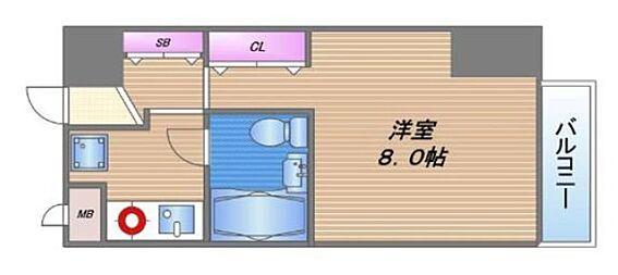 マンション(建物一部)-大阪市中央区博労町3丁目 豊富な収納スペース
