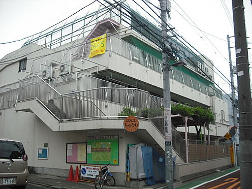アパート-新宿区西早稲田1丁目 【保育園】目白台保育園まで454m