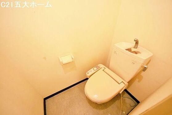 区分マンション-松戸市根木内 トイレ