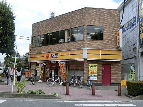 アパート-川越市大字小堤 【ファーストフード】松屋鶴ヶ島店まで1820m