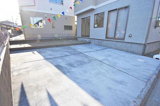 新築一戸建て-名取市大手町2丁目 駐車場
