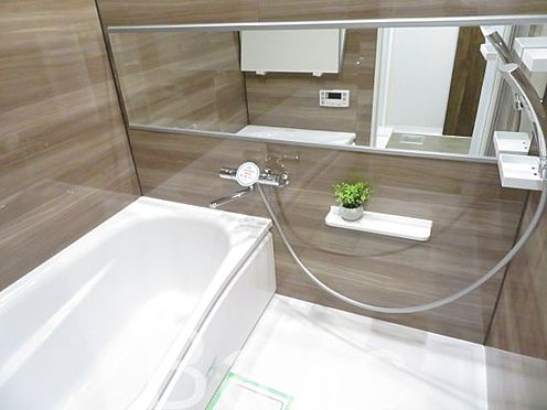 中古マンション-文京区湯島4丁目 追炊き浴室換気乾燥機能付きシステムユニットバス