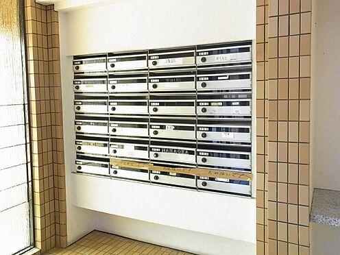 マンション(建物一部)-神戸市長田区苅藻通2丁目 メールボックスもあります。