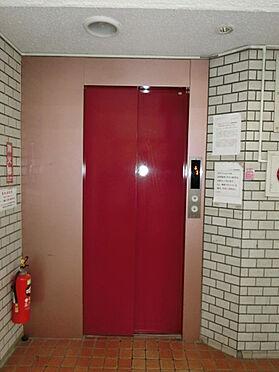 マンション(建物一部)-新宿区岩戸町 エレベーター完備しております。
