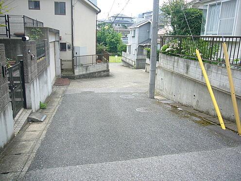 アパート-佐倉市井野 前面道路