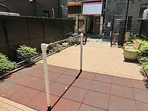 マンション(建物一部)-渋谷区南平台町 百軒店児童遊園地