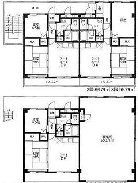 マンション(建物全部)-相模原市南区大野台4丁目 h.sマンション2・ライズプランニング