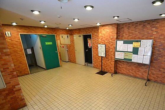 マンション(建物一部)-神戸市中央区下山手通3丁目 清潔感ある共用部