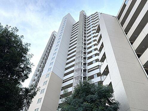 区分マンション-安城市大東町 25階建ての21階所在、眺望良好です。