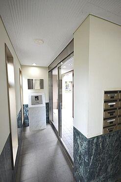 マンション(建物一部)-和光市南1丁目 エントランスはオートロックになります