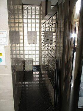 中古マンション-大阪市東成区東中本2丁目 メールボックスです