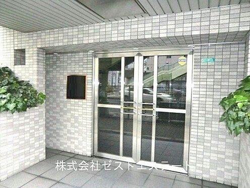 区分マンション-大阪市淀川区塚本4丁目 明るい印象のアプローチ