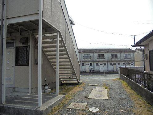 アパート-いわき市小名浜林城字辻前 外観