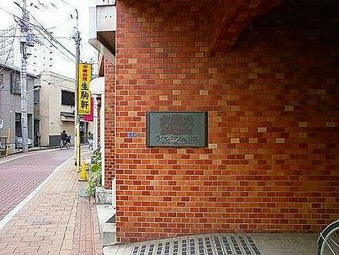 店舗(建物一部)-大田区山王3丁目 エントランス 接道