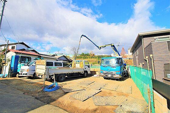 新築一戸建て-仙台市太白区鈎取本町2丁目 外観