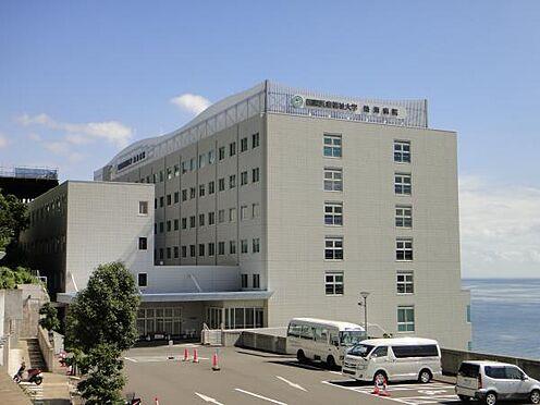 土地-熱海市上多賀 国際医療福祉大学熱海病院です。総合病院です。熱海駅より車で5分程度。