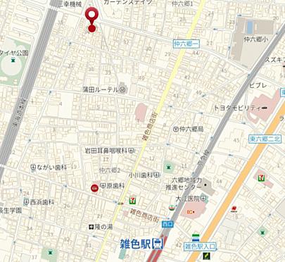 マンション(建物一部)-大田区仲六郷1丁目 その他