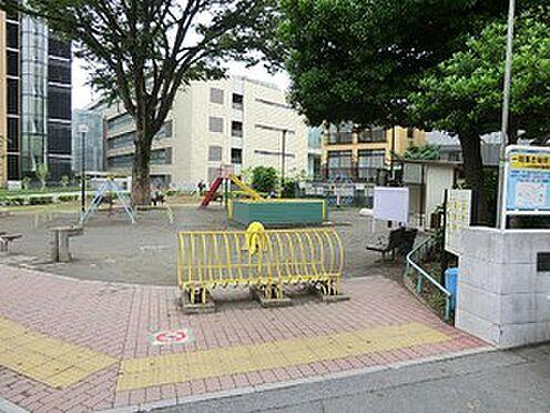 マンション(建物全部)-新宿区余丁町 水野原児童遊園
