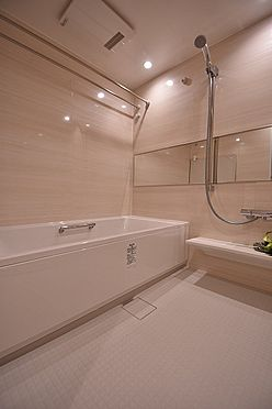 中古マンション-港区東新橋1丁目 浴室乾燥機付