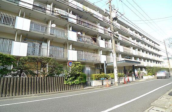 マンション(建物一部)-大田区大森西2丁目 外観