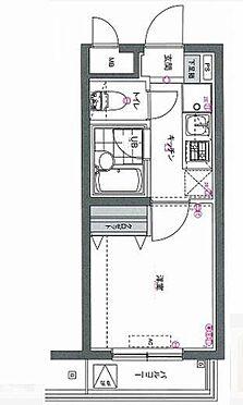 マンション(建物一部)-板橋区南常盤台1丁目 間取り