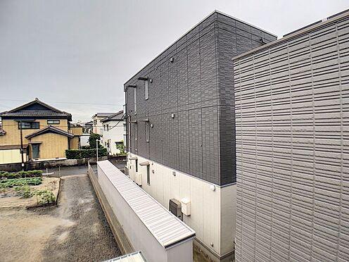 新築一戸建て-刈谷市荒井町1丁目 閑静な住宅街にあり、ゆったりとした佇まい。
