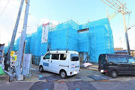 新築一戸建て-仙台市若林区遠見塚東 外観