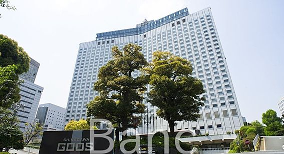 中古マンション-港区高輪3丁目 SHINAGAWA GOOS 徒歩6分。 460m