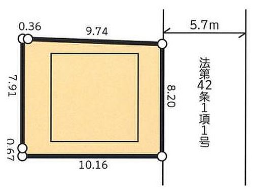 アパート-横浜市港北区菊名2丁目 コーポ・ハマ北・収益不動産