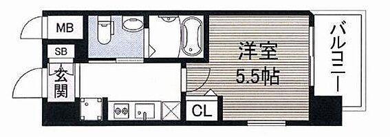 マンション(建物一部)-大阪市西区南堀江4丁目 バス・トイレは人気の三点セパレートです