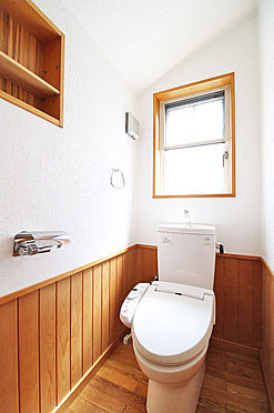 中古一戸建て-杉並区桃井4丁目 トイレ