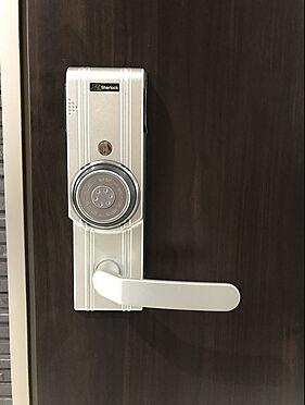 アパート-狭山市入間川3丁目 シャーロック製のカードキー