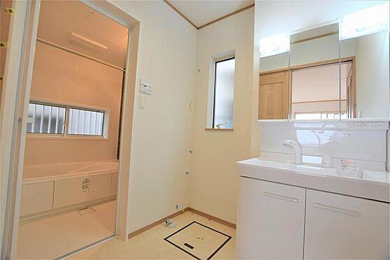 新築一戸建て-仙台市青葉区高松3丁目 洗面