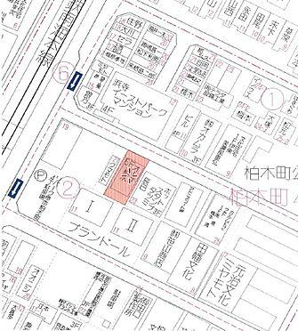 マンション(建物全部)-堺市堺区柏木町4丁 間取り