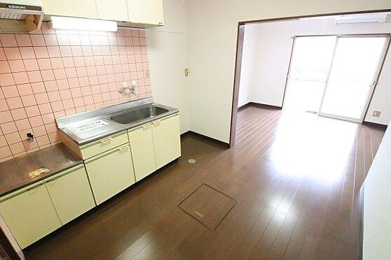 アパート-水戸市見和2丁目 キッチン