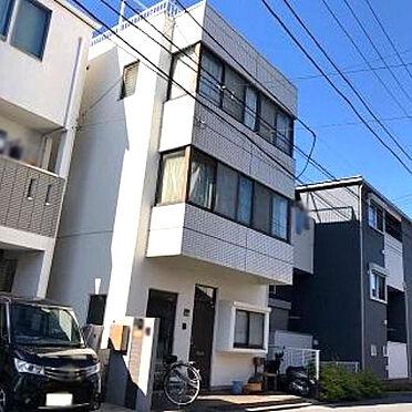 マンション(建物全部)-横浜市神奈川区白幡東町 外観