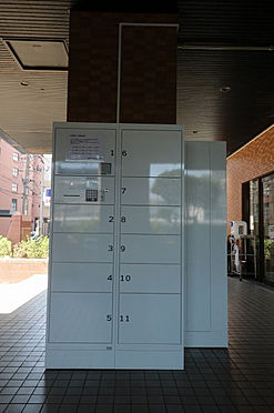 中古マンション-福岡市博多区博多駅東2丁目 宅配BOX