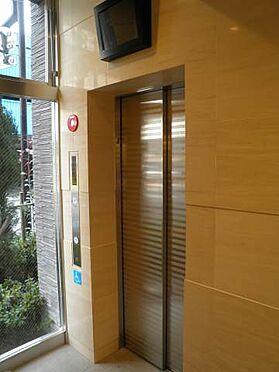 マンション(建物一部)-大阪市淀川区十三本町1丁目 防犯カメラ完備のエレベーター